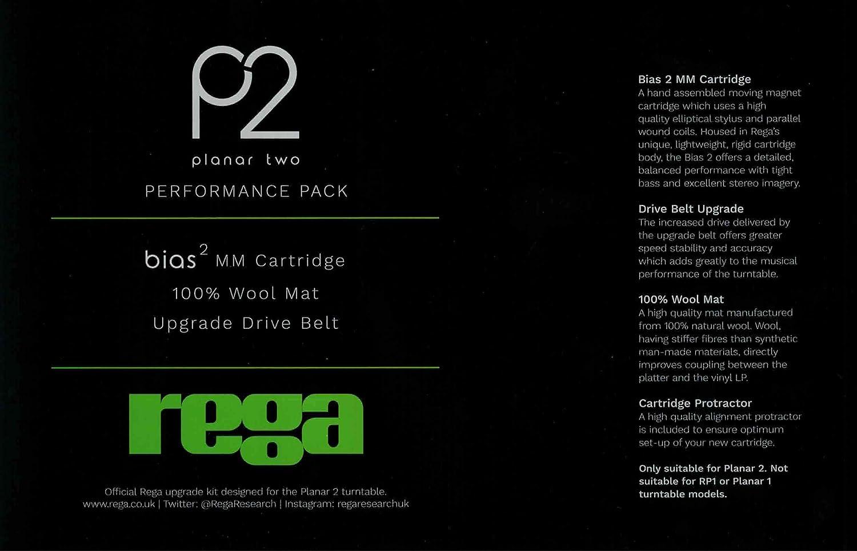 Rega Planar 2 Performance Pack: Amazon.es: Instrumentos musicales