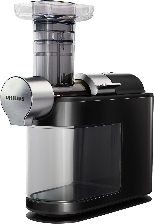 Philips Avance HR1946/70 - Licuadora Prensado en Frio Facil Limpieza con QuickClean, 2L, 200 W, Color Negro