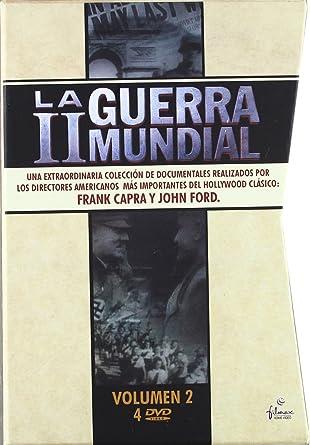 Pack La Segunda Guerra Mundial Vol. 2 [DVD]: Amazon.es: Varios ...
