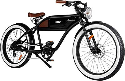 T4B GREASER Vintage Electric Bike