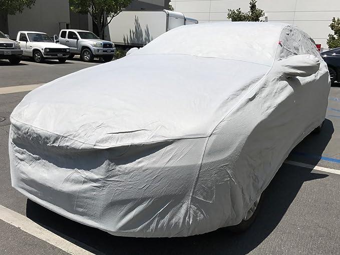 CarsCover Custom Fit 2013-2019 Lexus GS200t GS300 GS350 F Sport Car Cover Heavy Duty Weatherproof Ultrashield Covers GS 200t 300 350 F Sport