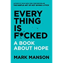 mark manson amazon