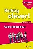 Richtig Clever 1ère année - Guide pédagogique - version papier