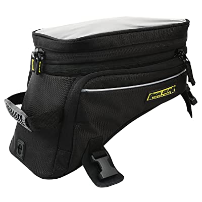 Nelson-Rigg Trails End Adventure Motorcycle Tank Bag RG-1045: Automotive