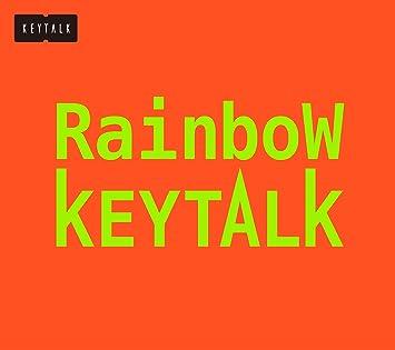 amazon rainbow 完全生産限定盤 keytalk j pop 音楽