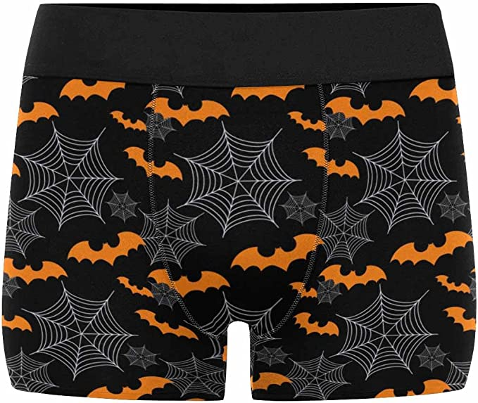 XS-3XL INTERESTPRINT Mens Boxer Briefs Spider