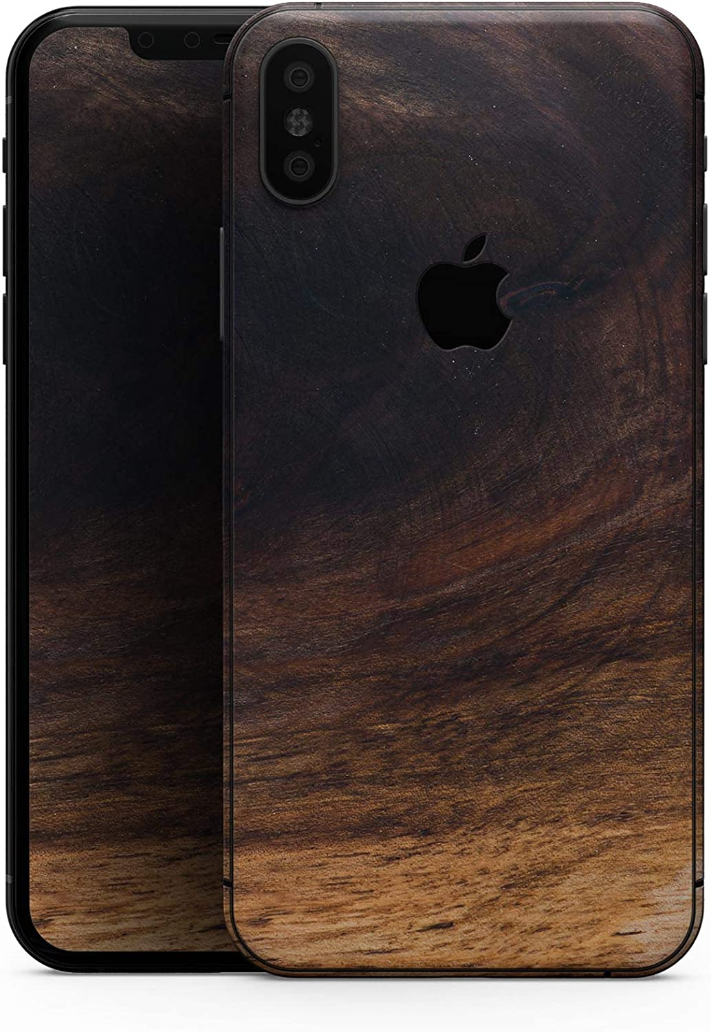 Knotted Rich Wood Plank - Design Skinz Premium Skin Decal Wrap for The iPhone 5s or SE