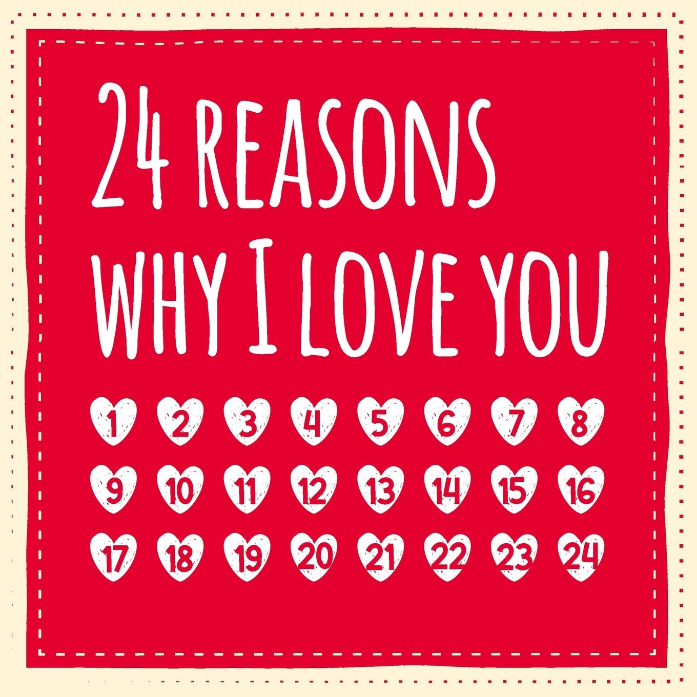 Why love reasons you i 100 Best