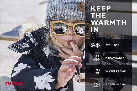 Reima Muhvi Girls Reimatec Waterproof Shaped Cut Winter Jacket Insulated Outerwear