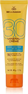 product image for MDSolarSciences Mineral Crème Sunscreen, 1.7 oz