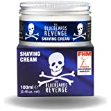 The Bluebeards Revenge Tube de crème de rasage de luxe 100 ml