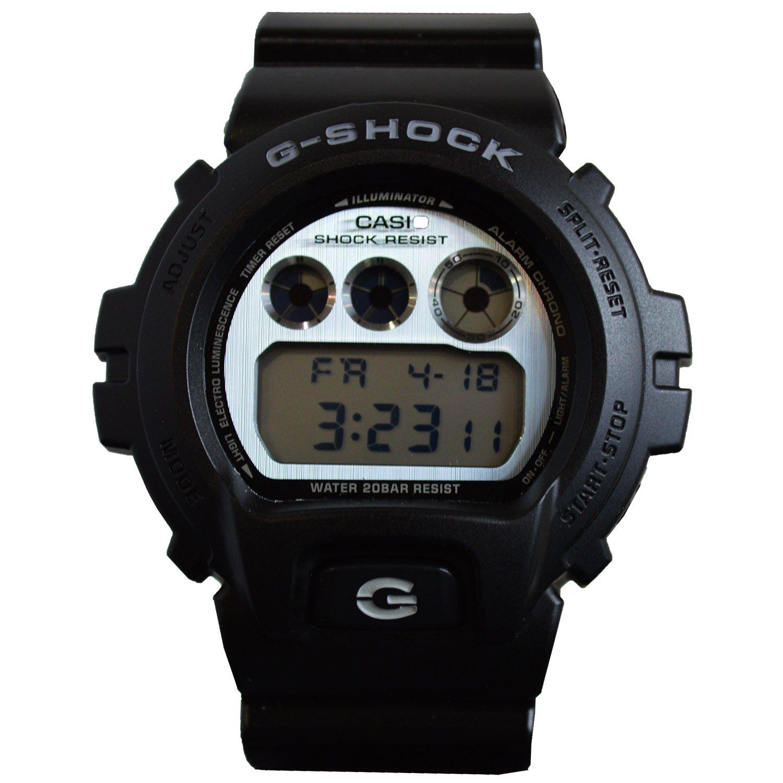 G-Shock Vintage Metal 6900 Watch – Black Watch Casio