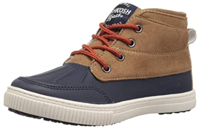 97374947bc8f OshKosh B Gosh Boys  RAFFERT Ankle Boot Navy 3 M US Little Kid