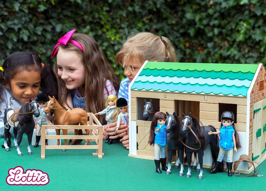 Lottie Doll Branksea Festival Best fun gift empowering kids ages 3 /& up LT006