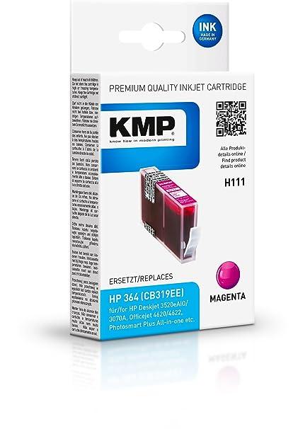 KMP H111 Magenta cartucho de tinta - Cartucho de tinta para ...