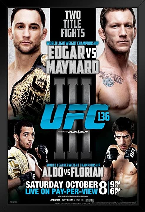 Amazon.com: UFC 136 Edgar vs G...