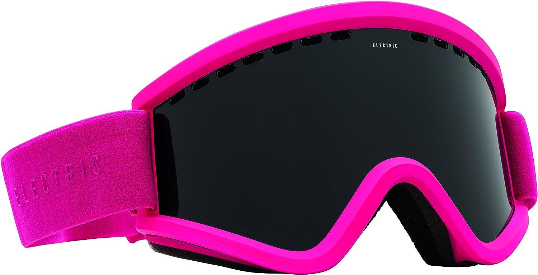 Electric Visual EGV Berry Jet Black Snow Goggle