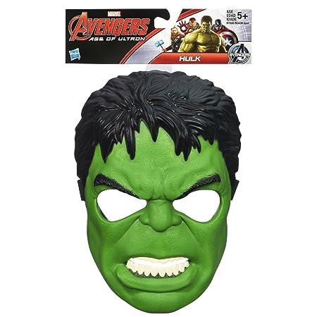 Avengers - Mascara de Ultron (Hasbro B2600): Amazon.es: Juguetes y juegos