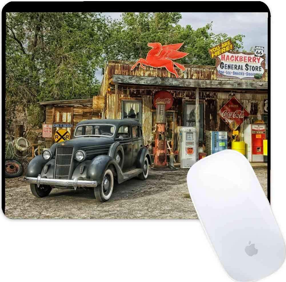 Mouse Pad Rectangle Mouse Pad Atlantic City New Jersey Boardwalk Casino Lights #71121 Lightweight 800mm300mm3mm