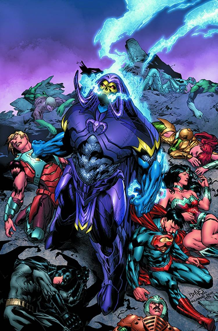 Read Online DC vs Masters of the Universe #2 (of 6) 2013 *DC Comics* PDF