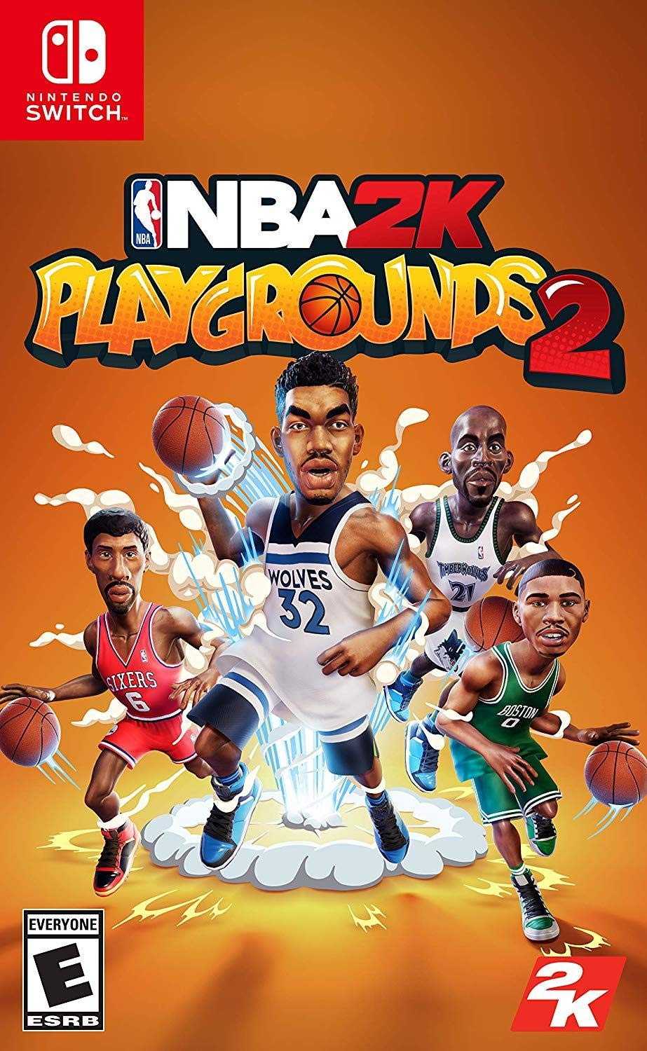 NBA 2K Playgrounds 2 for Nintendo Switch [USA]: Amazon.es: Take 2 ...
