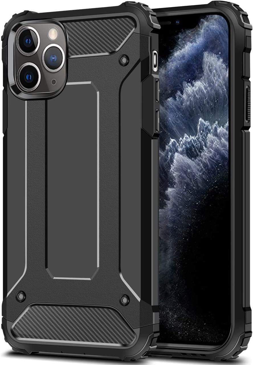 Coolden Kompatible iPhone 11 Pro Hülle - Outdoor Case