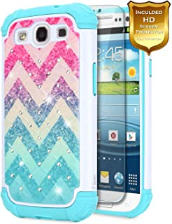 Amazon.com: kwmobile TPU Silicone Case for Samsung Galaxy S3 ...
