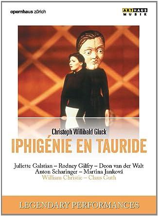 Gluck Iphigenie En Tauride