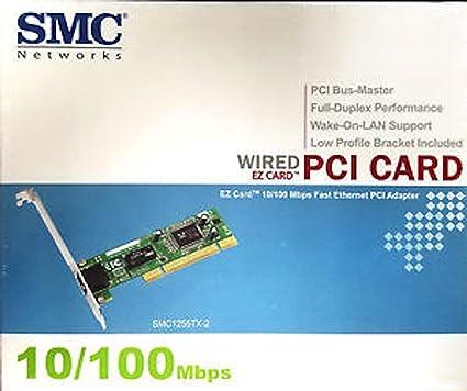 SMC1255TX ETHERNET DRIVER FOR WINDOWS