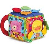 Ks Kids Musical Farmyard Cube Learning Toy