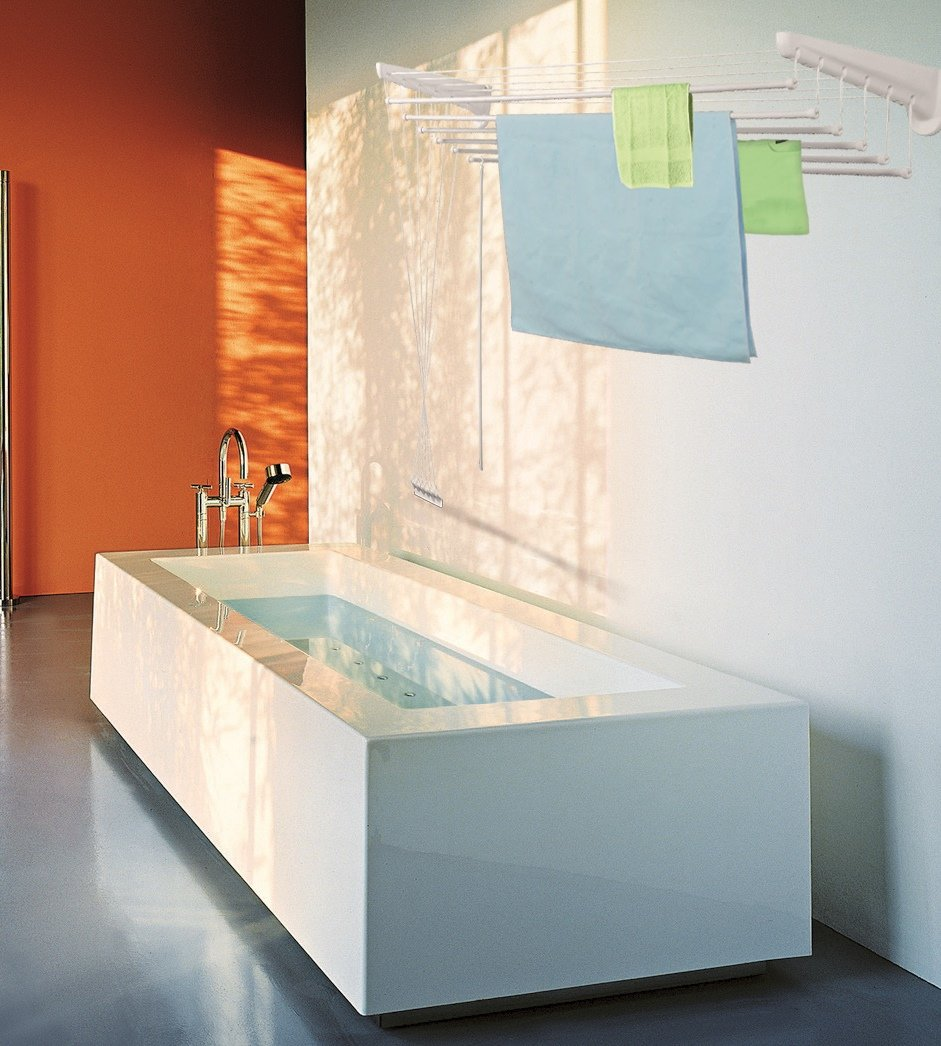 Garhe Tendedero techo o pared roma modelo 1.40m