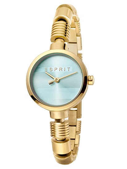 Esprit es1l017 m0045 Shay Green Oro Set Reloj analógico para ...