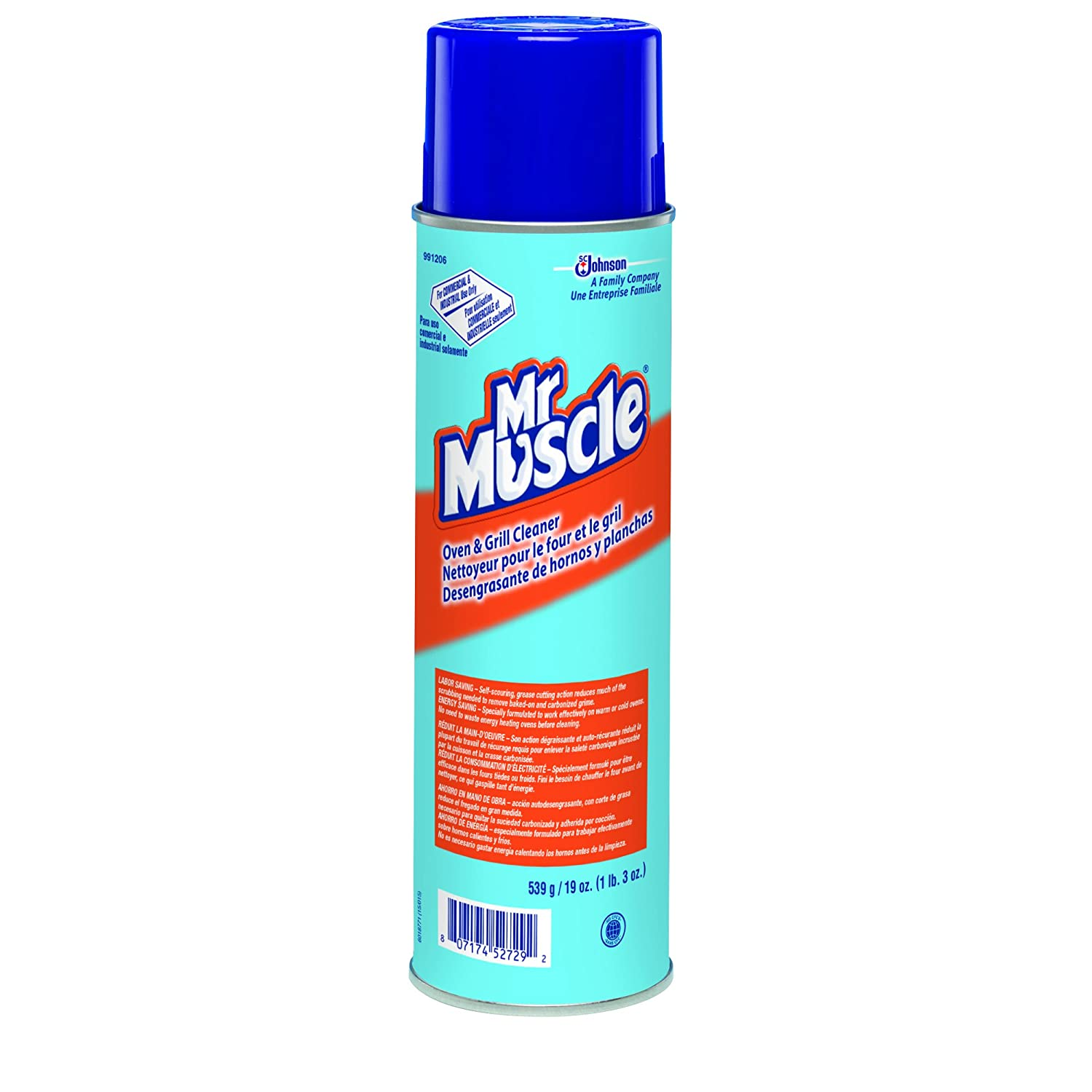 Mr Muscle Bathroom And Toilet Cleaner Safety Data Sheet - Amazon com diversey mr muscle oven and grill cleaner 19 ounce case of 6 industrial scientific