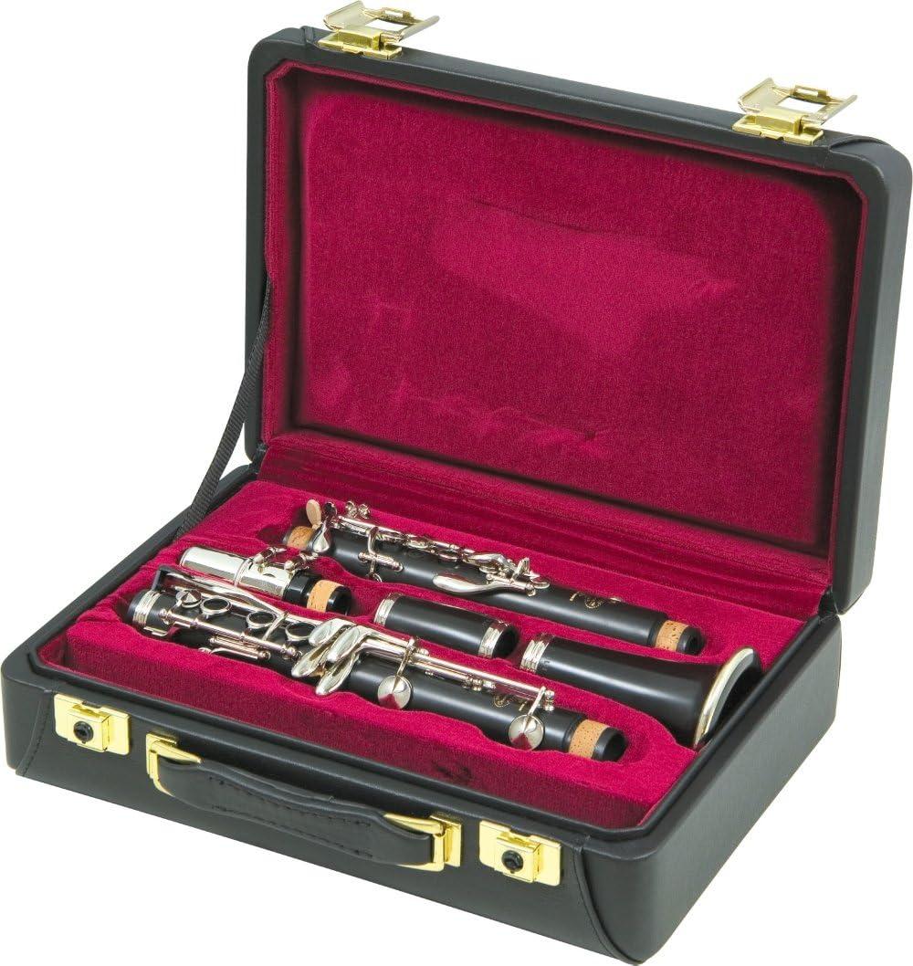 Buffet Crampon R13 profesional un clarinete con teclas de níquel,: Amazon.es: Instrumentos musicales