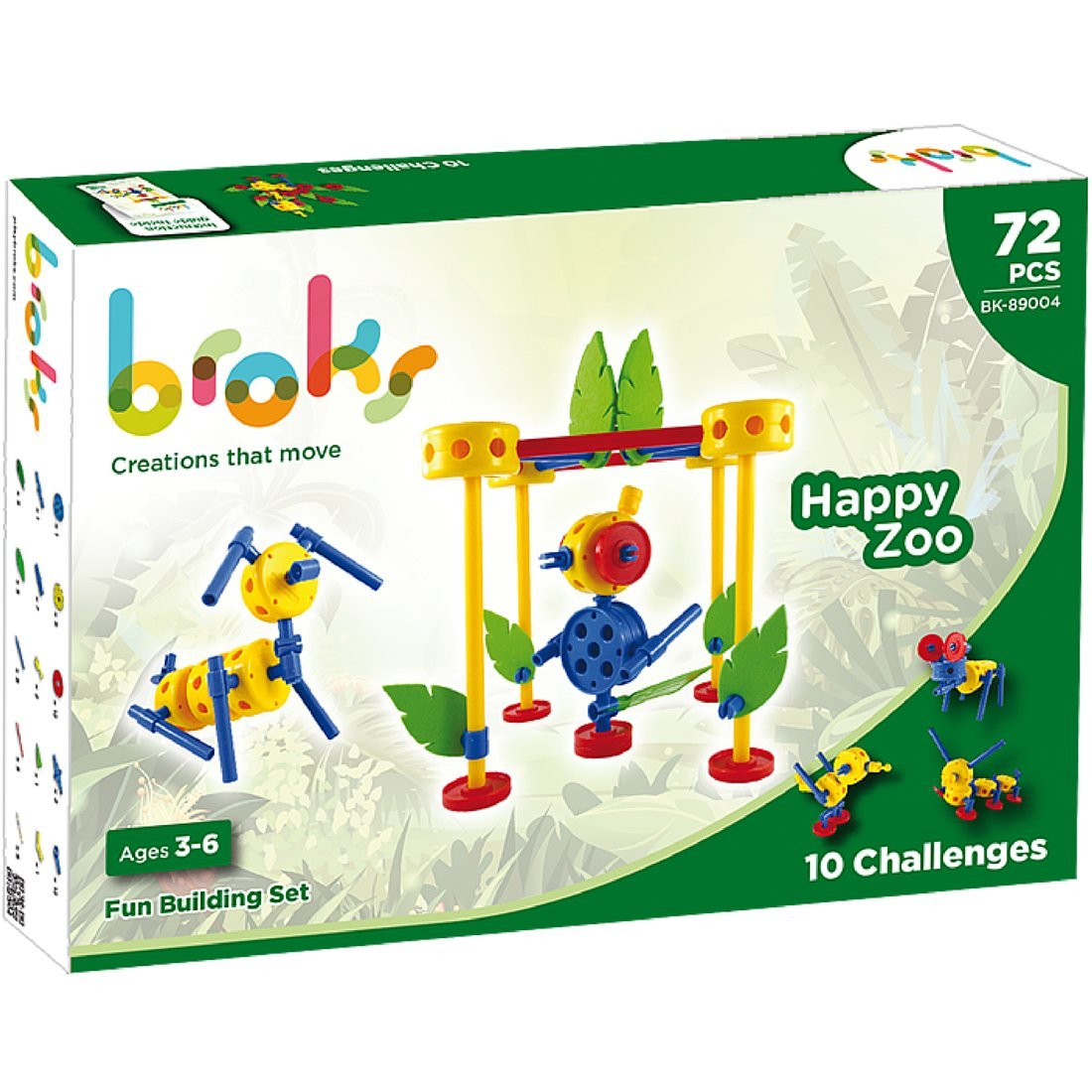 Happy Zoo de Broks