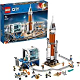 LEGO City Deep Space Rocket and Launch Control 60228 Building Kit