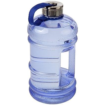 Amazon.com: Botella de agua de 2,2 litros de alta calidad ...