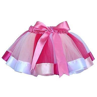 4bdcebfb7eca3 GRACE KARIN Fille Tutu Enfant Accessoire Danse Robe Ballet pour Été S  CL010790-3