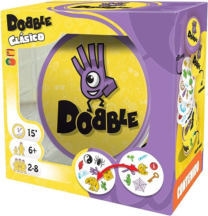 Dobble, juego de habilidad