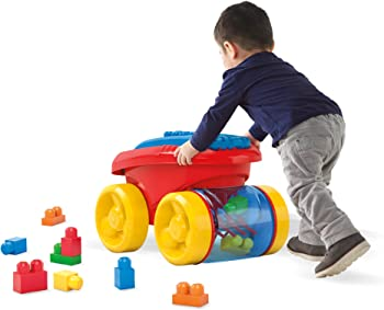 Mega Bloks Wagon Building Set