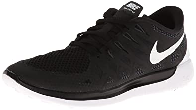 nike free 5.0+ black anthracite