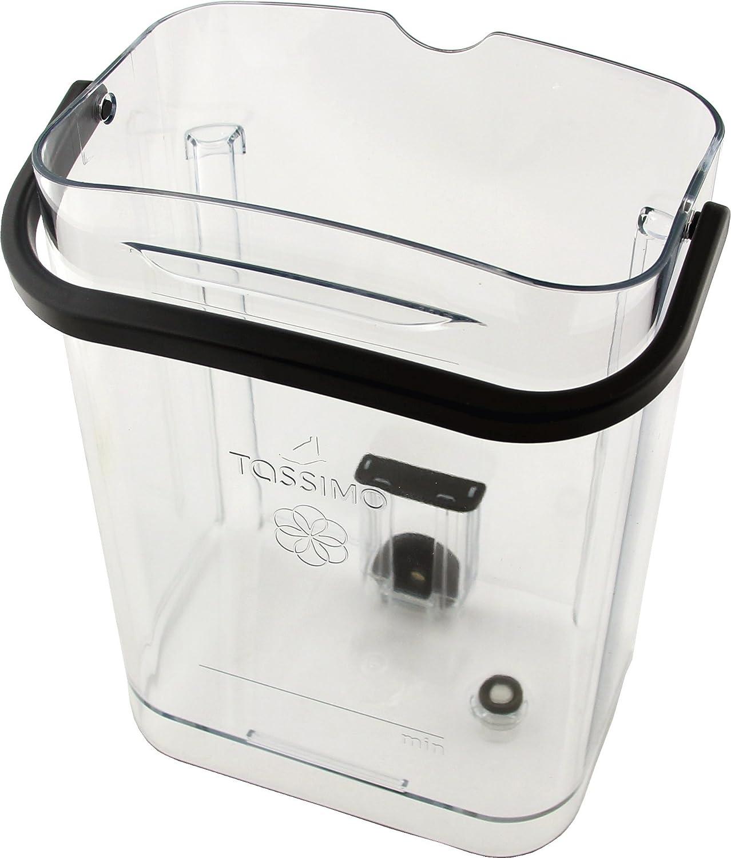 Depósito de Agua (sin Tapa) para Tassimo T20, T40, T65, T85, Repuesto Bosch 701947: Amazon.es: Hogar
