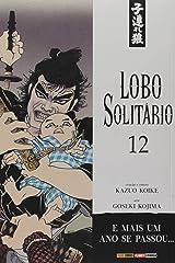 Lobo Solitário - Volume 12 Capa comum