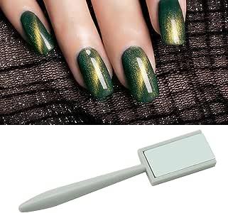 Coscelia Nail Art Tool Magnet Pen for DIY Magic 3D Magnetic Cats Eyes Polish UV Gel Polish Manicure Tool