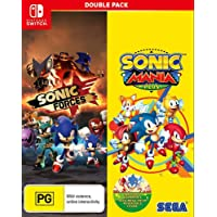 Sonic Forces & Sonic Mania Plus: Double Pack (Nintendo Switch)