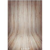 Studio Retro houten strepen achtergronden for fotosessies baby snoep partij aangepaste vinyl fotografie achtergronden…