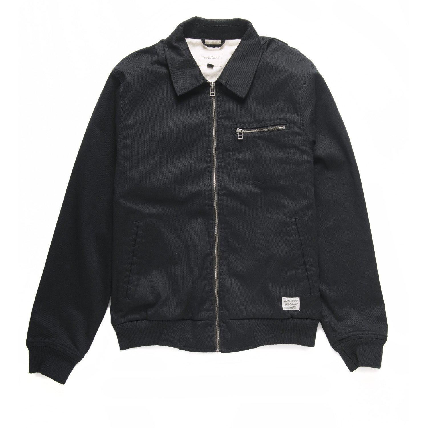 Deus Ex Machina Army Bomber Jacket