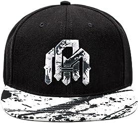 c98ae9e51cc INTO THE AM Adjustable Snapback Hats - Flat Brim Galaxy Print
