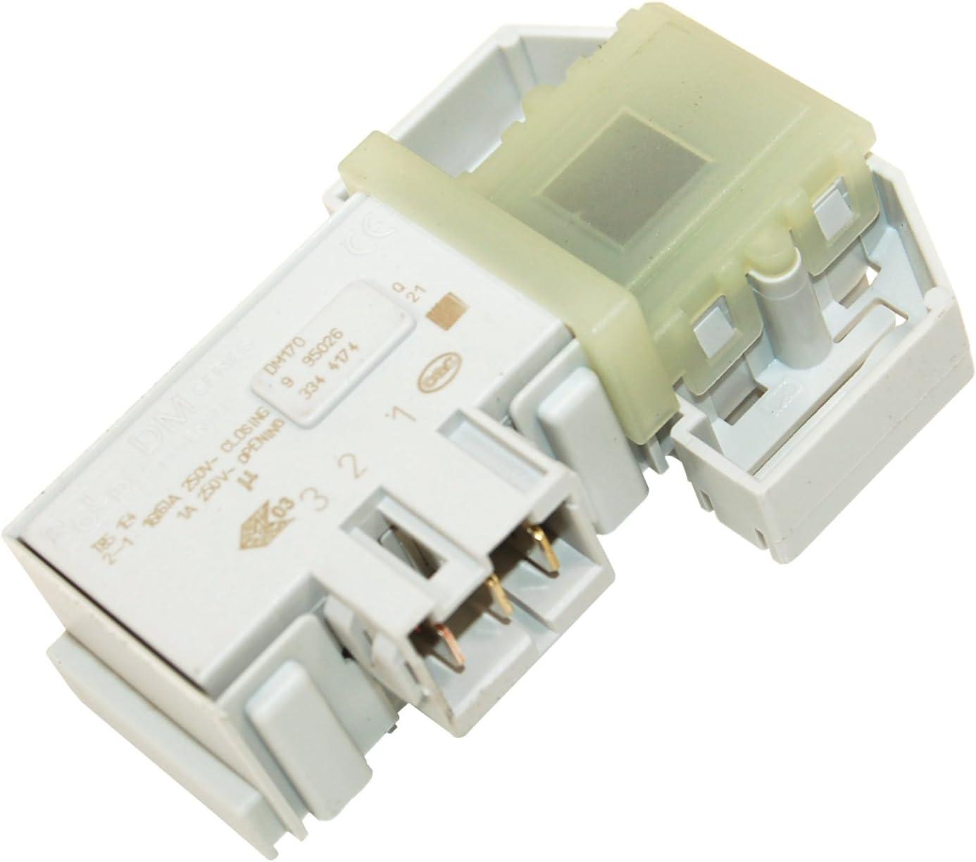 ORIGINALE Bosch Lavatrice Elettrico Blocco