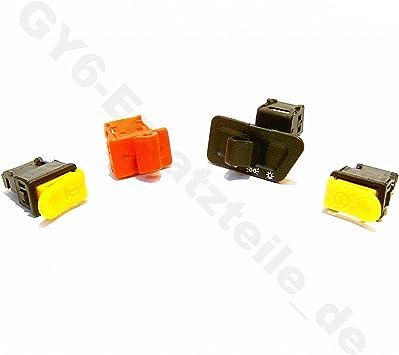 Lenker Schalter Set 4 Teilig Lichtschalter Hupe E Start Blinker Schalter Z B Für Benzhou Yiying